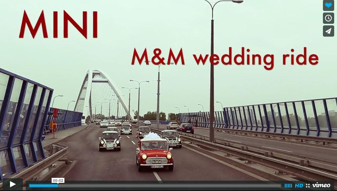 MINI Svadba v Starom Meste (Video)