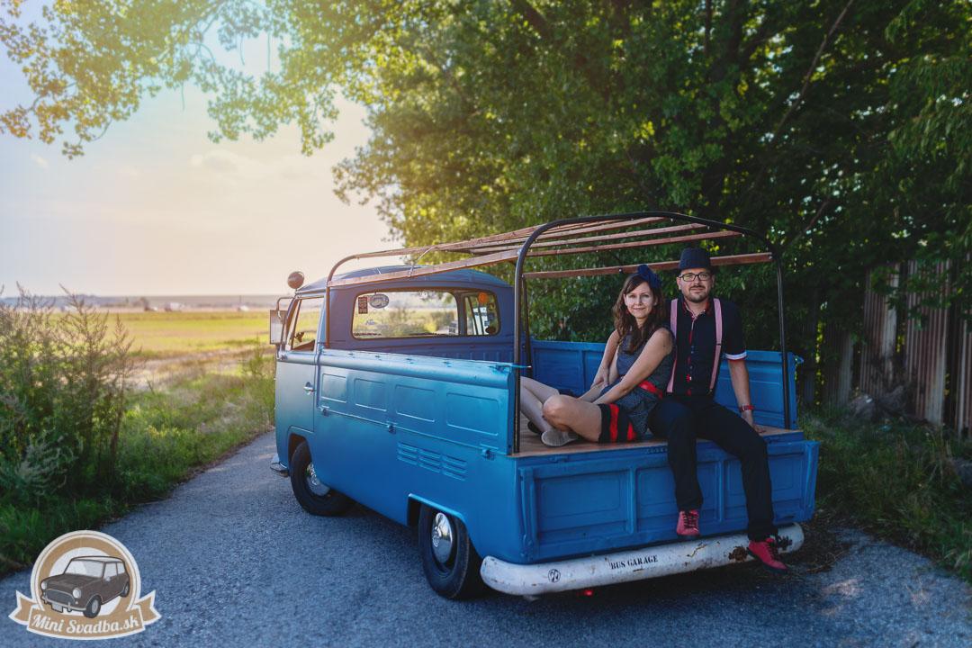 VW Transporter na vašu párty