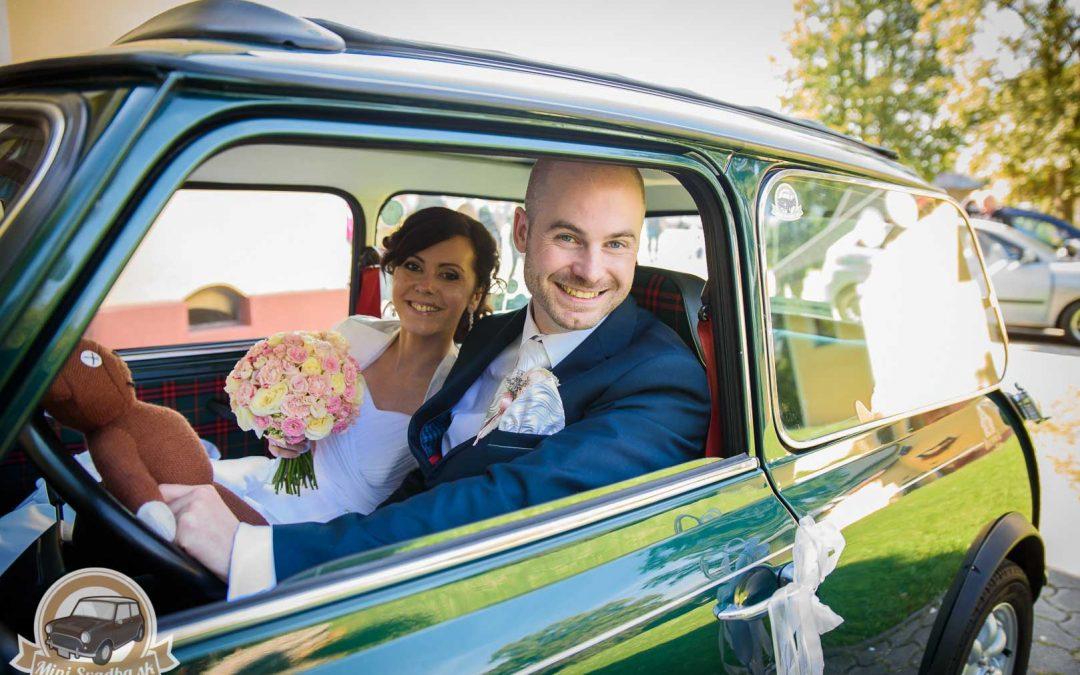 Svadba v Martine…alebo ako sme skoro nedošli