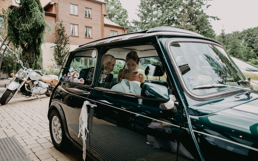 MINI nie je nudná čierna limuzína!